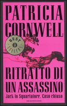 Copertina dell'audiolibro Ritratto di un assassino di CORNWELL, Patricia