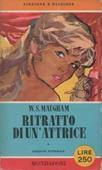 Copertina dell'audiolibro Ritratto di un'attrice di MAUGHAM, William Somerset