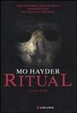 Copertina dell'audiolibro Ritual di HAYDER, Mo