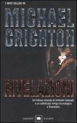 Copertina dell'audiolibro Rivelazioni di CRICHTON, Michael