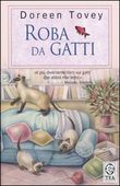 Copertina dell'audiolibro Roba da gatti di TOVEY, Doreen