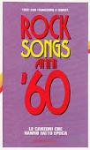 Copertina dell'audiolibro Rock songs anni '60 di CASAMONTI, Ivano (introduzione di)