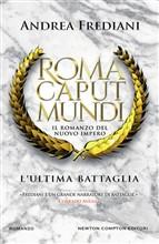 Copertina dell'audiolibro Roma Caput Mundi. L'ultima battaglia