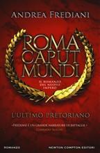 Copertina dell'audiolibro Roma Caput Mundi. L'ultimo Pretoriano