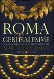 Copertina dell'audiolibro Roma e Gerusalemme di GOODMAN, Martin