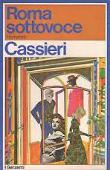 Copertina dell'audiolibro Roma sottovoce di CASSIERI, Giuseppe