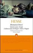 Copertina dell'audiolibro Romanzi brevi di HESSE, Hermann