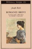 Copertina dell'audiolibro Romanzi brevi di ROTH, Joseph