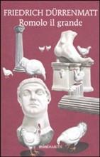 Copertina dell'audiolibro Romolo il Grande di DÜRRENMATT, Friedrich