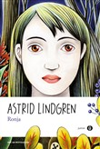Copertina dell'audiolibro Ronja di LINDGREN, Astrid