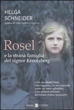 Copertina dell'audiolibro Rosel e la strana famiglia del signor Kreutzberg