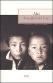 Copertina dell'audiolibro Rossi fiori del Tibet