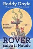 Copertina dell'audiolibro Rover salva il Natale