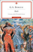 Copertina dell'audiolibro Rubè di BORGESE, Giuseppe Antonio
