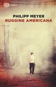 Copertina dell'audiolibro Ruggine americana di MEYER, Philipp