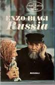 Copertina dell'audiolibro Russia di BIAGI, Enzo