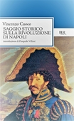 Copertina dell'audiolibro Saggio storico sulla rivoluzione di Napoli di CUOCO, Vincenzo
