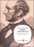 Copertina dell'audiolibro Saggio sulla libertà di MILL, John Stuart
