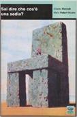 Copertina dell'audiolibro Sai dire cos'è una sedia? di MARRADI, Alberto - FOBERT VEUTRO, Maria