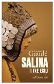Copertina dell'audiolibro Salina. I tre esili