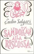 Copertina dell'audiolibro Sandokan alla riscossa di SALGARI, Emilio