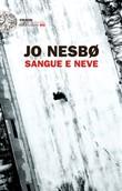 Copertina dell'audiolibro Sangue e neve di NESBO, Jo