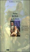 Copertina dell'audiolibro Santa Rosa da Lima