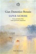 Copertina dell'audiolibro Saper morire di BORASIO, Giandomenico