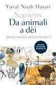 Copertina dell'audiolibro Sapiens – Da animali a Dèi