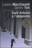 Copertina dell'audiolibro Sarti Antonio e l'assassino