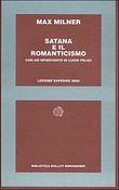 Copertina dell'audiolibro Satana e il romanticismo di MILNER, Max