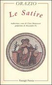 Copertina dell'audiolibro Satire – Con testo latino di HORATIUS, Quintus Flaccus