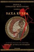 Copertina dell'audiolibro Saxa Rubra di COMASTRI MONTANARI, Danila