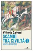 Copertina dell'audiolibro Scambi tra civiltà. Vol. 1: Il Medioevo
