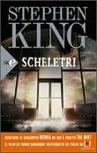 Copertina dell'audiolibro Scheletri di KING, Stephen