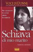 Copertina dell'audiolibro Schiava di mio marito di DURRANI, Tehmina - HOFFER, W.H.