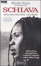 Copertina dell'audiolibro Schiava di NAZER, Mende - LEWIS, Damien