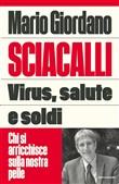 Copertina dell'audiolibro Sciacalli. Virus, salute e soldi
