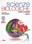 Copertina dell'audiolibro Scienze biologiche  – livello avanzato di SPARVOLI, A. - SPARVOLI, F. - ZULLINI, A.