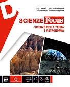 Copertina dell'audiolibro Scienze Focus – D di LEOPARDI, L. - BOLOGNANI, F. - CATENI, C.