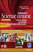 Copertina dell'audiolibro Scienze umane