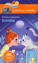 Copertina dell'audiolibro Scintilla di CAPITANIO, Cinzia
