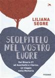 Copertina dell'audiolibro Scolpitelo nel vostro cuore. Dal binario 21 a Auschwitz e ritorno… di SEGRE, Liliana