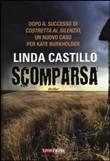 Copertina dell'audiolibro Scomparsa di CASTILLO, Linda