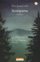 Copertina dell'audiolibro Scomparsa di JOHNSTON, Tim
