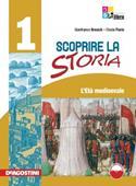 Copertina dell'audiolibro Scoprire la storia 1 di BRESICH, Gianfranco - FIORIO, Cinzia