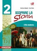 Copertina dell'audiolibro Scoprire la storia 2