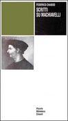 Copertina dell'audiolibro Scritti su Machiavelli di CHABOD, Federico