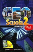 Copertina dell'audiolibro Scuola 2 – Giro d'Europa di LAURO, M. - SELMI, L. - BIANCHI, D. (a cura di)