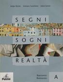 Copertina dell'audiolibro Segni, sogni realtà  A di NICOLA, Sergio - CASTELLANO, Giuliana
